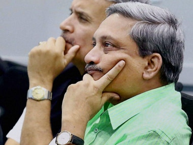 Parrikar claims Pak terror boat crew may have taken cyanide pill