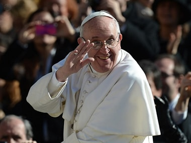 My concern for poor is  not communism, it is Gospel, says Pope Francis