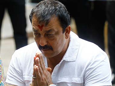 Sanjay Dutt to surrender today after furlough extension plea rejected