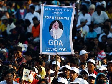 Goan-born Joseph Vaz granted sainthood by Pope Francis in Sri Lanka