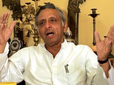Mani Shankar Aiyar justifies Charlie Hebdo attack, gets slammed on Twitter
