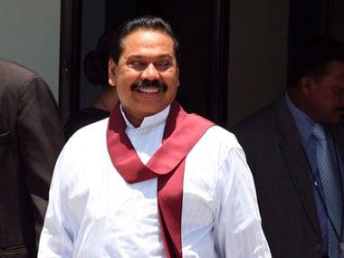 Mahinda Rajapaksa agrees to step down as party chief, Sirisena takes over