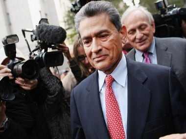 Rajat Gupta Charged In Galleon Insider Trading Case