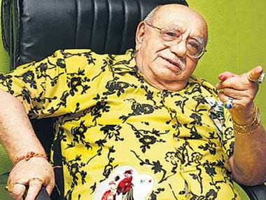 Astrologer Bejan Daruwalla dies of pneumonia in Ahmedabad; 84-year-old had predicted early end to COVID-19 pandemic - Firstpost