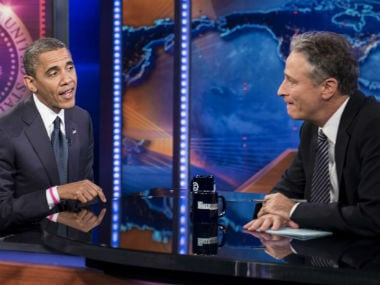 Jon Stewart announces he's leaving 'The Daily Show' after 14 years