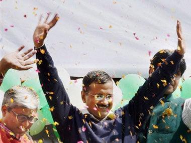 AAPs landslide win in Delhi: International media hails upstart anti-corruption Common man party