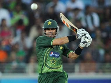File picture of Misbah-Ul-Haq. Getty