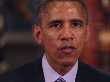 It's not okay and has to stop: Obama in Grammy video against rape, domestic violence