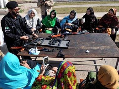 Pakistani teachers arming themselves in wake of Peshawar school massacre