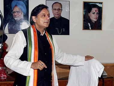 Oops, he did it again! Shashi Tharoor says Afzal Gurus hanging was wrong, Cong red-faced