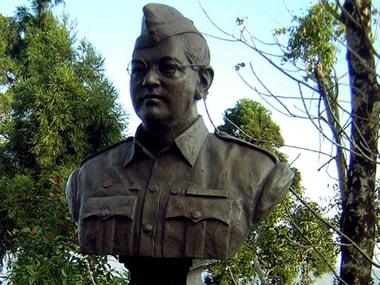 Netaji Subhash Chandra Bose. AFP