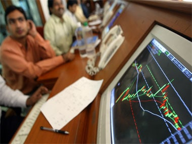 Delhi exit polls a downer for Sensex: Plummets 286 points in early trade