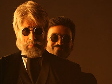 Shamitabh review: Amitabh Bachchan puts up a class act but fails to save the film