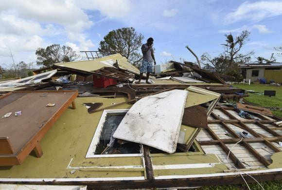 Food concerns mount in Vanuatu after monster cyclone