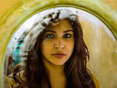 Anushka Sharma in a still from the film. Image courtesy: Facebook