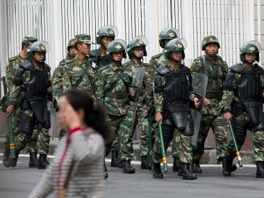 Crackdown on corruption: China orders military to make economical barracks, guard against excess