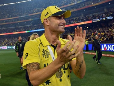 World Cup 2015: Clarke on fairytale final ODI and leaving Australia in a great place