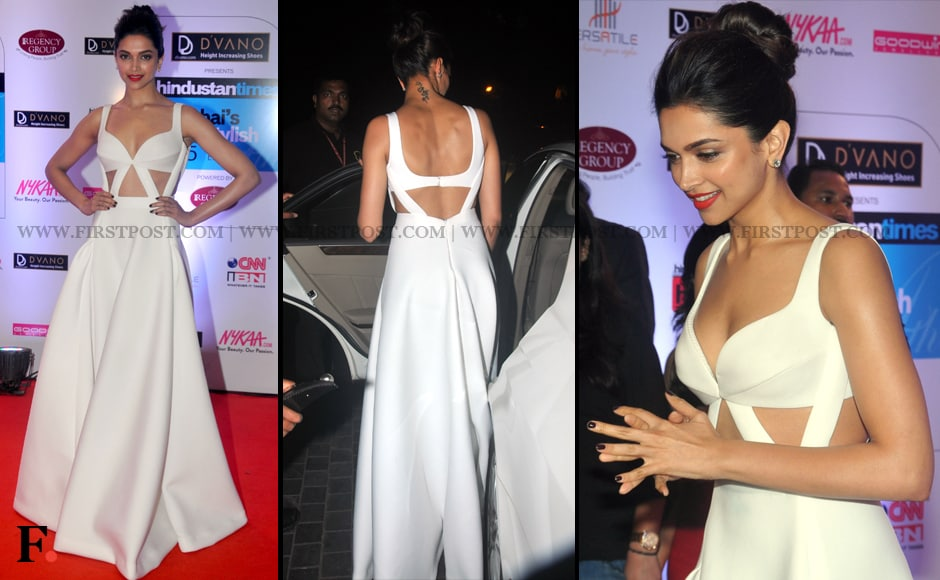 HT Style Awards: Deepika named Woman of Substance, Ash-Abhi win Couple of the Year trophy