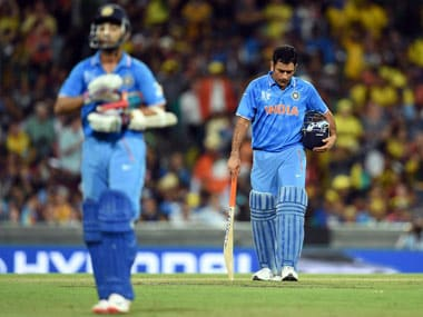 World Cup 2015: Dhoni on playing as a family, his ODI legacy and retirement plans