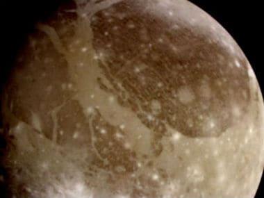 Ganymede, Jupiters biggest moon, has an ocean underneath its surface: NASA