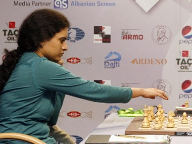 Indian grandmaster Koneru Humpy finishes 12th after losing last three rounds at womens World Rapid and Blitz Championships