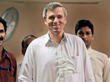 Omar laughs at Delhi cops for making weird queries about Rahul