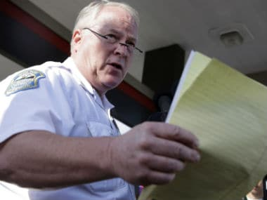 Michael Brown shooting: Ferguson police chief resigns after scathing federal report