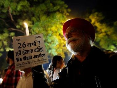 Sikh riots. Reuters 380