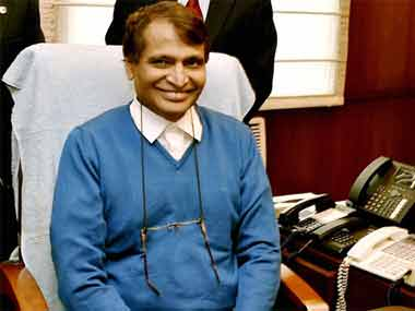 Suresh Prabhu has a goldmine in his kitty that could be worth more than Flipkart