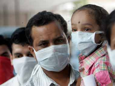 Swine flu claims 40 more lives, death toll crosses 1600 mark