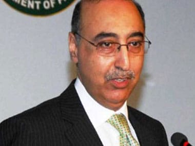 File image of former Pakistan High Commissioner to India Abdul Basit. News 18