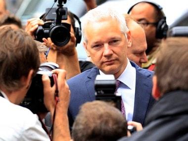 WikiLeaks founder Julian Assange. Reuters