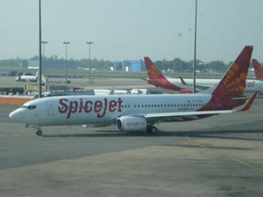 SpiceJet plane overshoots runway at Mumbai airport, gets stuck in soft mud; no casualties reported