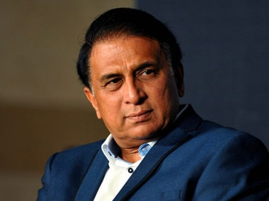 File picture of Sunil Gavaskar. AFP