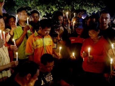 Indonesia executes 8 for drug trafficking, spares one woman from Philippines