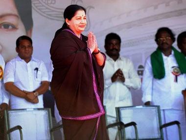J Jayalalithaa. AFP