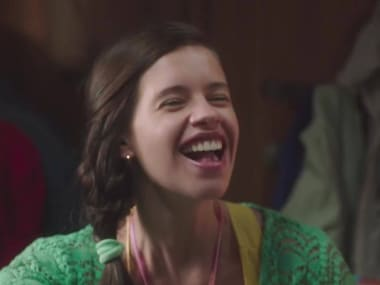 Kalki Koechlin. Image courtesy: Facebook page of Margarita, With A Straw