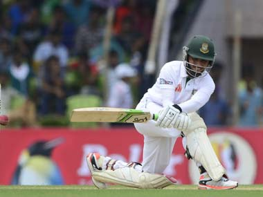 File image of Bangladesh batsman Mominul Haque. AFP