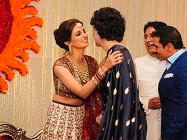 'Fragrant memories' of the past: When Big B saw Priyanka Gandhi at a wedding