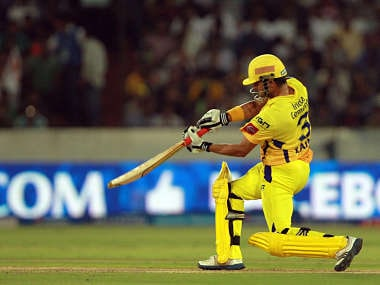 IPL 2018: Injury-hit CSK receive further bad news, lose Suresh Raina for two matches due to calf strain