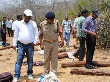 Rajya Sabha: Discuss the killing of 20 woodcutters in Andhra Pradesh, demands CPI