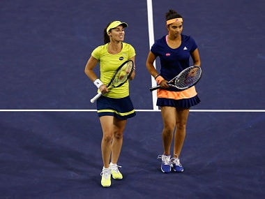 Sania Mirza creates history, becomes World number 1 in doubles rankings