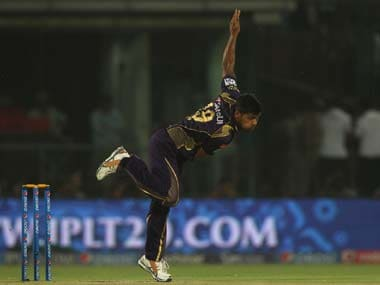Umesh Yadav was quick and accurate against Delhi. BCCI