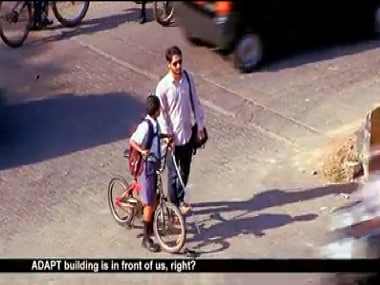 Watch: This video shows Mumbais sensitivity towards people with disabilities