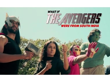 Fury Jagannath, Giri Thor, Kaakeye: What if The Avengers were from South India?