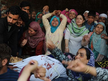 Police asked him to run, then shot him as he fled, says Cousin of killed teen in Kashmir