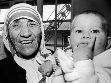 Mother Teresa. Reuters.