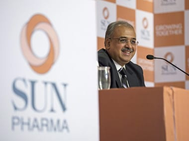 A file photo of Dilip Shanghvi. Reuters