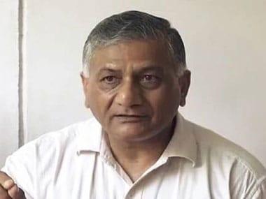 VK Singh. News18