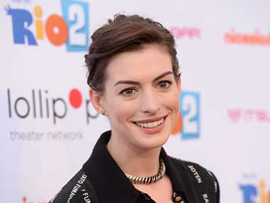 Anne Hathaway will play a 'Muppet-y human' in Warner Bros live-action musical, Sesame Street